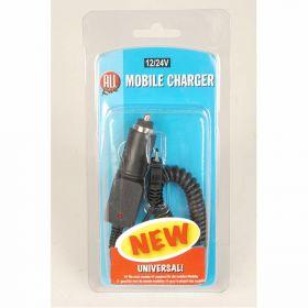 Telef.autonabíjačka micro-USB 12/24V