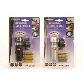 Multifunkčné svetlo / baterka 5LED