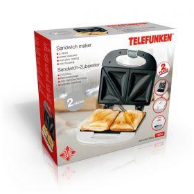 Toastovač Telefunken 750W