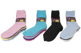Dámske ponožky 7 párov