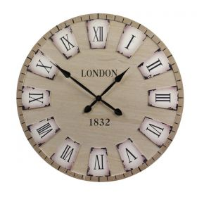 Elegantné nástenné hodiny