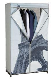 Textilná skriňa PARIS