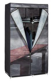 Textilná skriňa - motív JAZERO