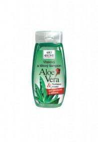 BIO Aloe Vera Vlasový a telový šampón