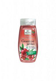 BIO Granátové jablko Vlasový a telový šampón