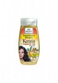 BIO Keratin + argánový olej Regeneračný šampón