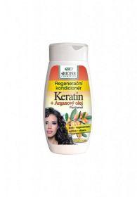 BIO Keratin + argánový olej Regen.kondicionér