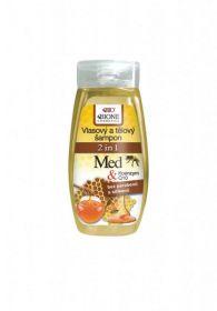 BIO MED + Q10 Vlasový a telový šampón 2 v 1