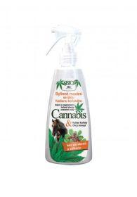 BIO CANNABIS Bylinné mazanie s gaštanom konským