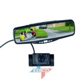Cúvacia kamera v spätnom zrkadle GRUNDIG