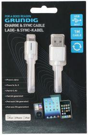 USB Kábel I-Phone 8pin
